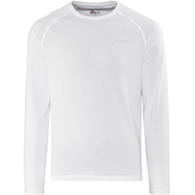 Craghoppers NosiLife Bayame Longsleeve T-Shirt Men Optic White